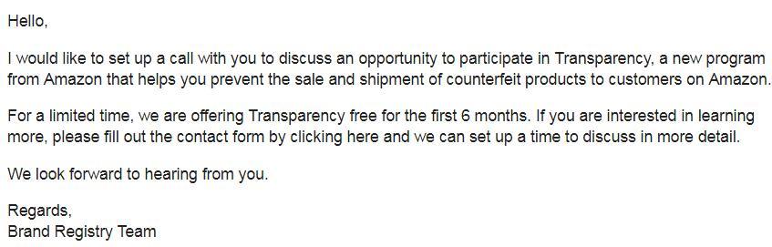 亚马逊推出新计划,跟卖和仿品的好日子到头了!
